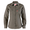 Picture of 100% Cotton Women's Long Sleeve Shirt