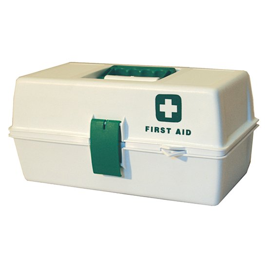 Picture of First Aid Plastic Box- DISCONTINUED