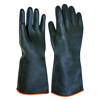 Picture of 150gr Heavy Weight Rubber Elbow Length Gloves