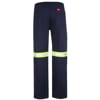 Picture of 100% Cotton Reflective Work Trousers