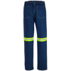 Picture of Denim Reflective Work Trousers