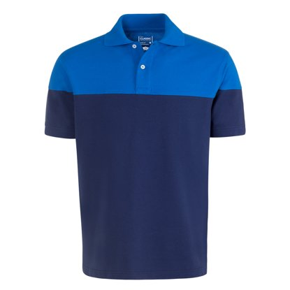 Picture of The Classic 100% Cotton Two Tone Golfer