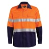 Picture of Versatex lite Long Sleeve Reflective Work Shirt
