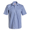 Picture of Men's Short Sleeve Check Shirts