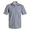 Picture of Men's Short Sleeve Stripe Shirt