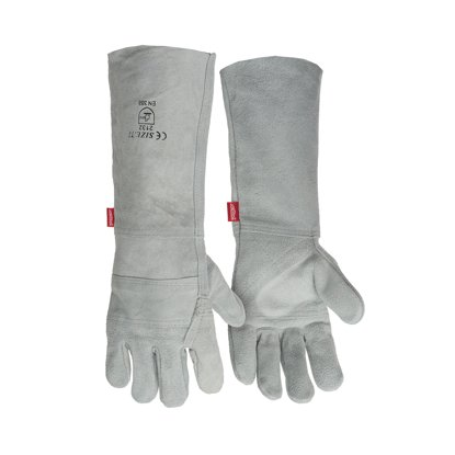 Picture of Elbow Length Leather Gloves