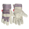 Picture of Chrome Fabric Back Leather Gloves