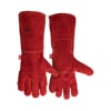 Picture of Leather Heat Resistant Elbow Length Gloves