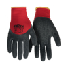 Picture of Polyester 3/4 Crinkle Latex Gloves