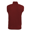 Picture of Suede Trim ¼ Zip Sleeveless Jersey